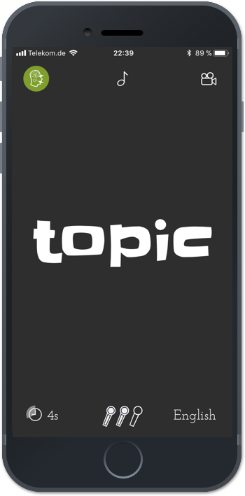 Rapscript Apps für iOS und Android